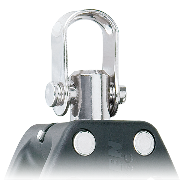 57 mm Ratchet Block — Swivel, 2x Grip