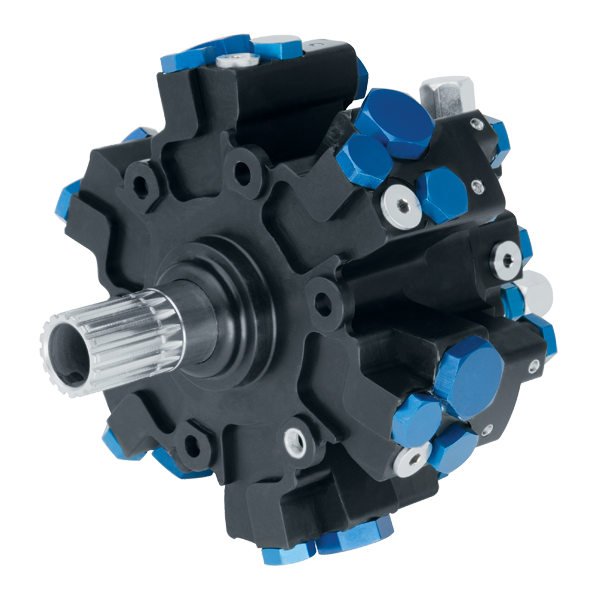 Rotary Pump — Male Input Shaft